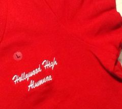 Hollywood High Alumnae Woman's V-Neck