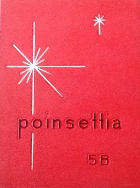 1958 Poinsettia