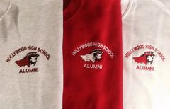 HHS SHEIK ALUMNI CREW LONG SLEEVE SWEATSHIRT