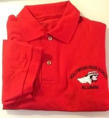 HHS ALUMNI POLO SHIRT (ON BACKORDER)