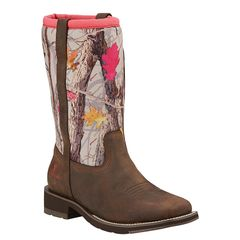 Ariat Women's Fatbaby All Weather
