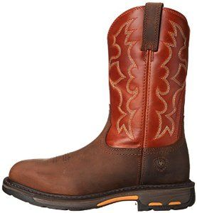 Ariat Men's Workhog Wide Square Toe (Steel Toe)