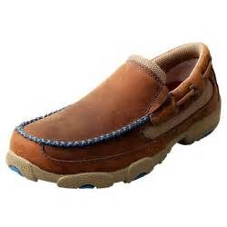Twisted X Cowkid's Driving Mocs Slip On