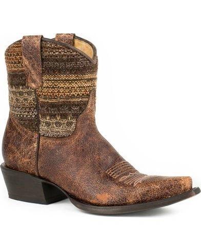 """Roper Ladies 7"""" Fashion Boot"""