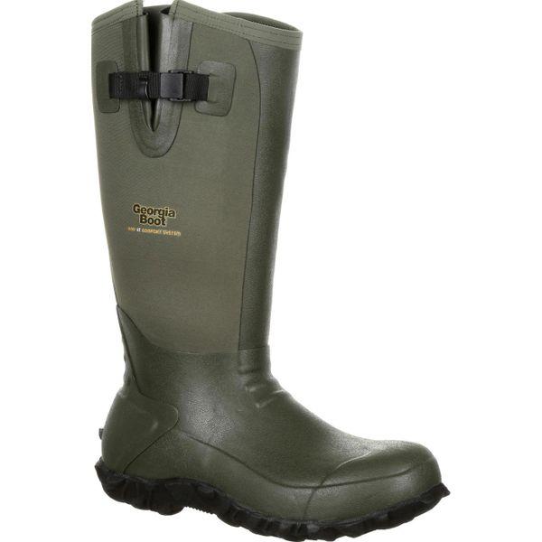 Georgia Waterproof Rubber Boot