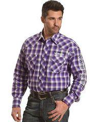 Mens Wrangler Shirt