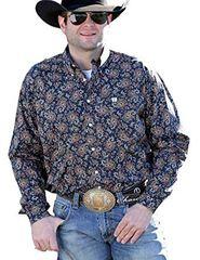 Cinch Paisley Shirt