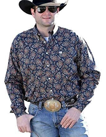 Cinch Paisley Shirt