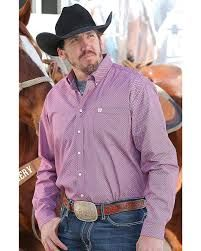Cinch Cranberry Shirt
