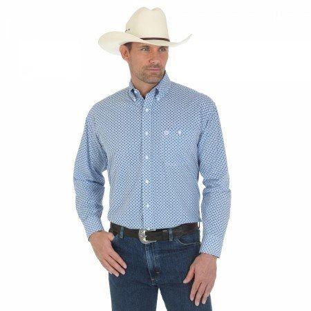 Wrangler George Strait Western Shirt