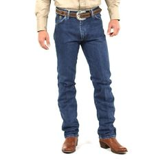 George Strait Slim Fit Cowboy Cut