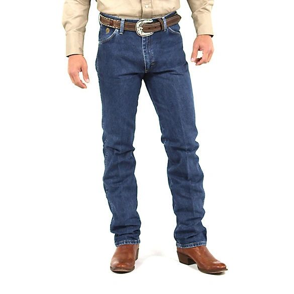 George Strait Slim Fit Cowboy Cut