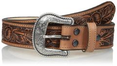 Nocona Men's Salinas USA Tan Belt