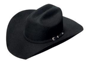 Twister Santa Fe 2X Wool Cowboy Hat