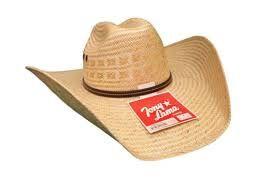 Tony Lama Straw Hat