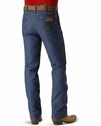 Men's Wrangler Original Slim Fit Cowboy Cut