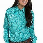 Cowgirl Hardware Long Sleeve Ladies Shirt