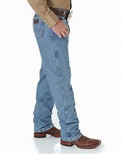 Mens Advanced Comfort Cowboy Cut Wranglers