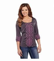 Cowgirl Up Ladies Blouse