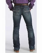 Cinch Ian Mid Slim Bootcut