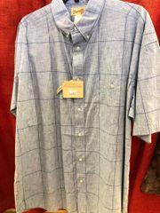 Wrangler 20X Blended Blue Shirt