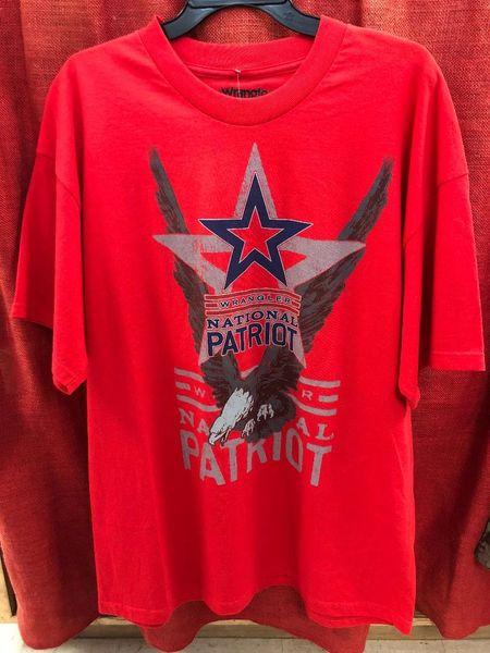Mens Wrangler Patriot Shirt
