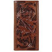 Hooey Rodeo Wallet and CheckBook Cover
