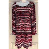 Womens Wrangler Rock 47 Multi Color Dress
