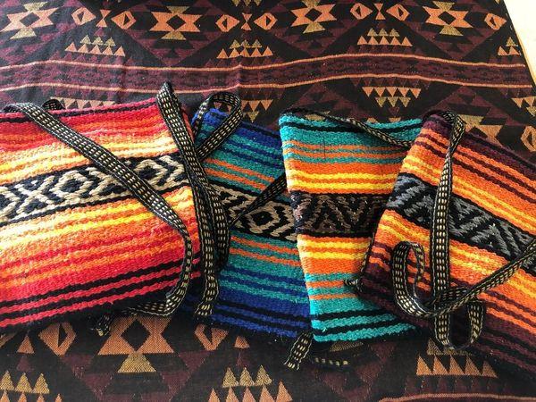 Assorted Southwestern Style Purses