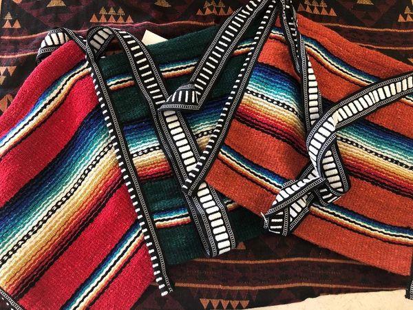 Big Shoulder Bag Assorted Colors
