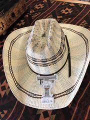 Twister Straw Bangora Hat