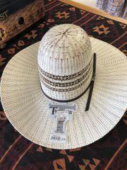 Twister Western Hat Unshaped Hat