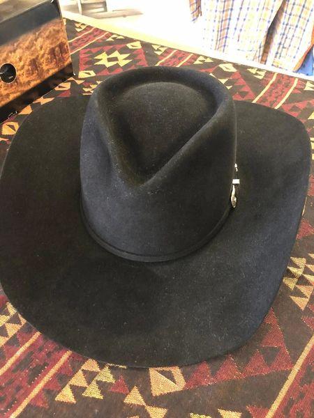 Black 10X American Hat