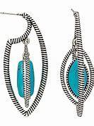 Rope Multi Dangle Earrings