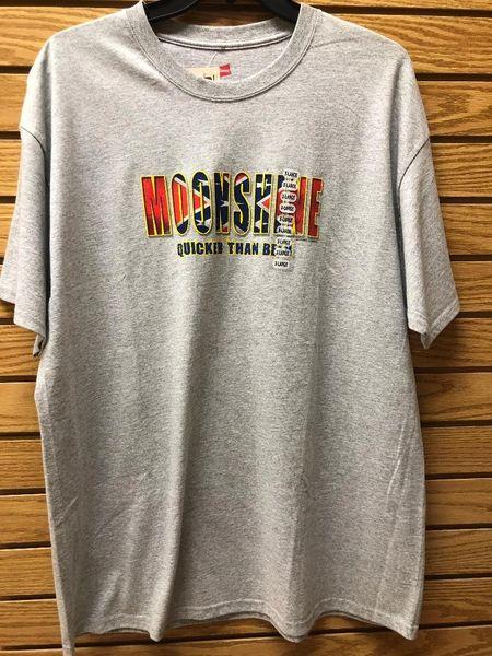 Mens Moonshine T Shirt