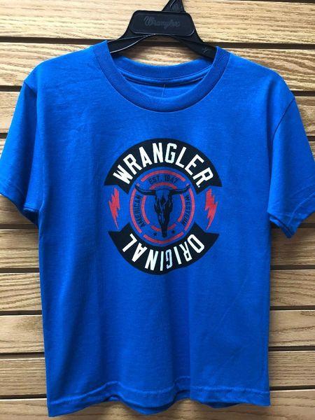 Boys Wrangler Original T Shirt