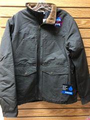 Mens Cinch Concealed Carry Zip Pocket Jacket