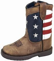Toddlers Smoky Mountain Stars and Stripes Boot