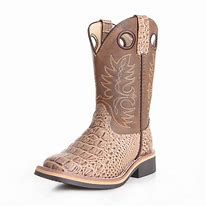 Kids Smoky Mountain Brown Gator Boot