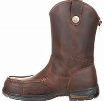 Mens Georgia Boot Athens Steel Toe With Zipper