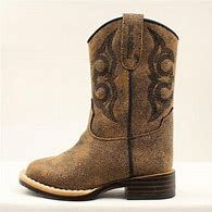M & F Toddler Boots Mason