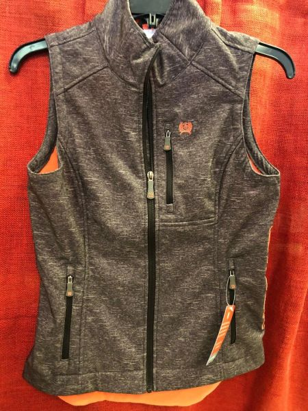 Ladies Cinch Bonded Vest