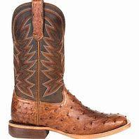 Mens Durango Premium Exotic Ostrich Boot