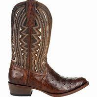 Durango Mens Premium Exotic Ostrich Boot