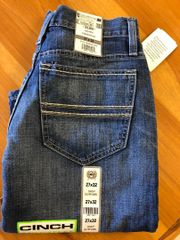 Silver Label Mens Cinch Jeans