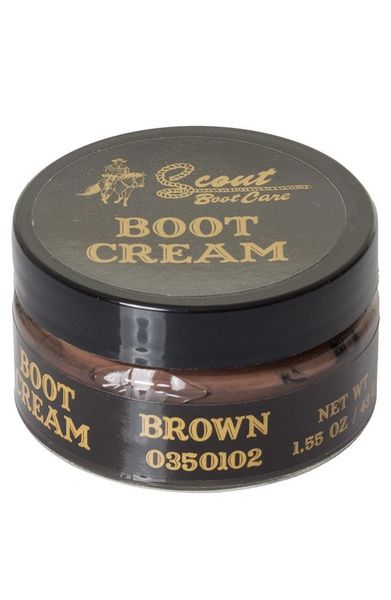 Brown Boot Cream