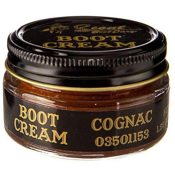 Cognac Boot Cream