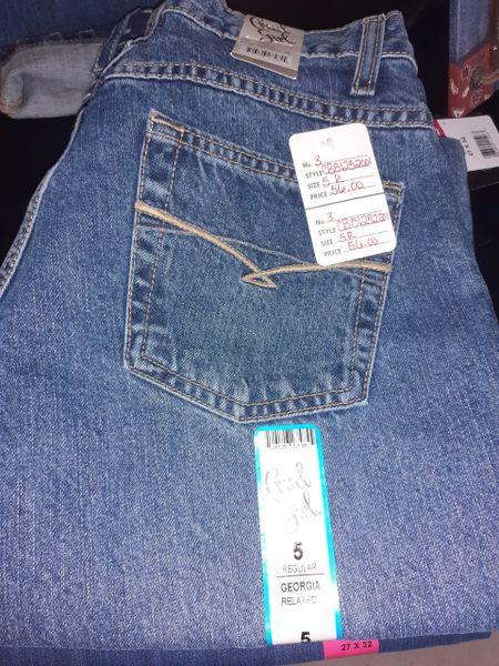 Womens Cruel Georgia Jeans