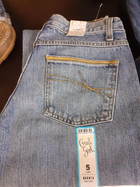 Womens Dakota Cruel Jeans