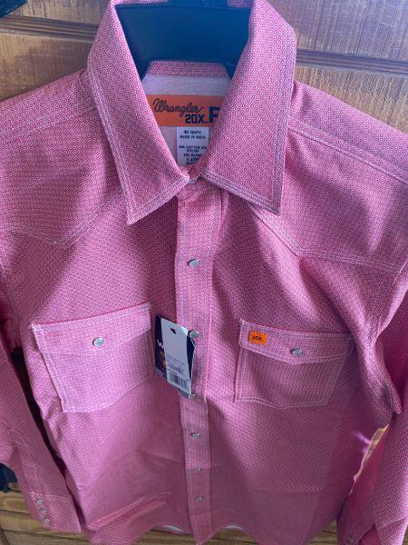 Men's FR L/S Wrangler 20X Shirt